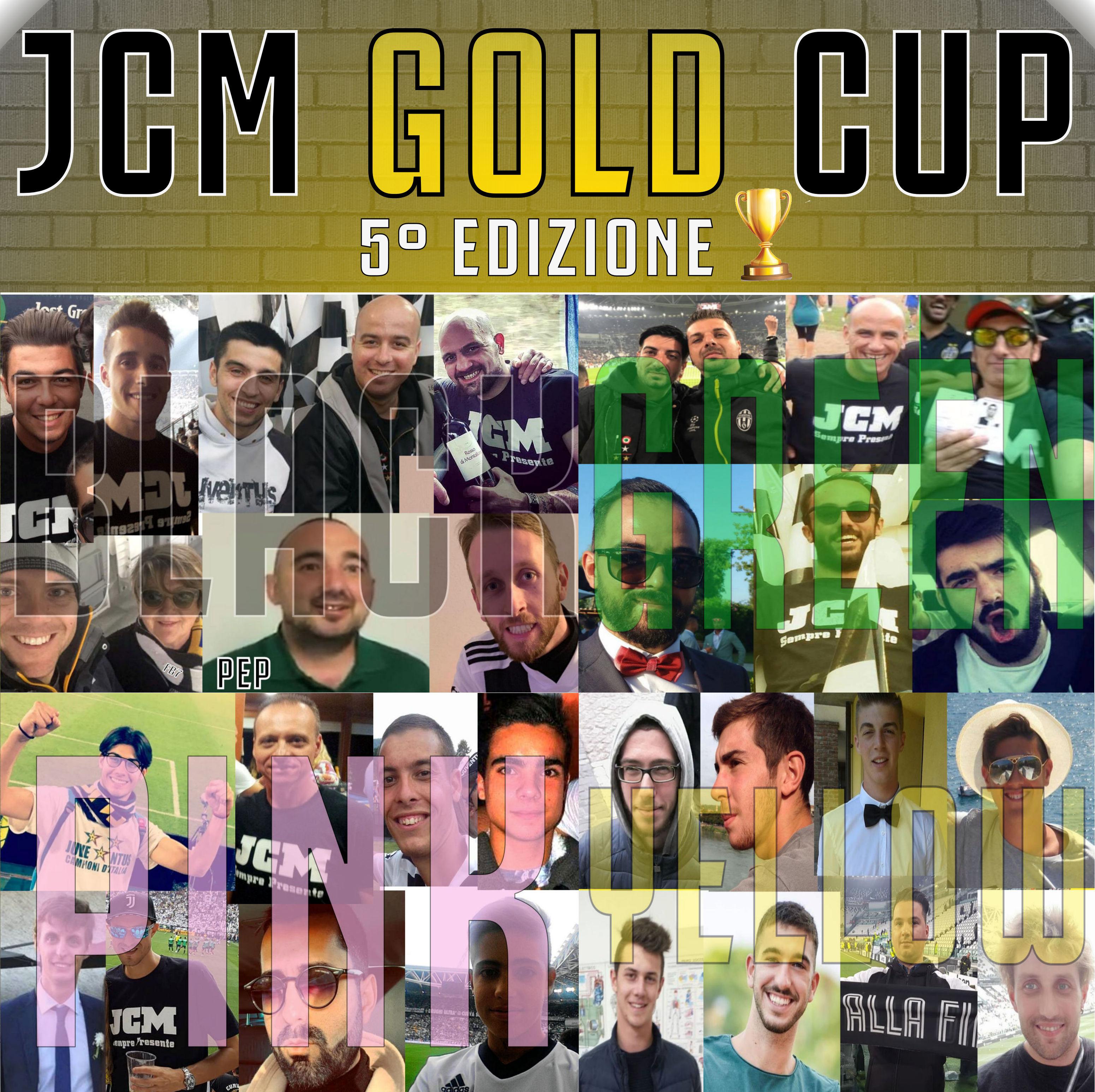JCM GOLD CUP