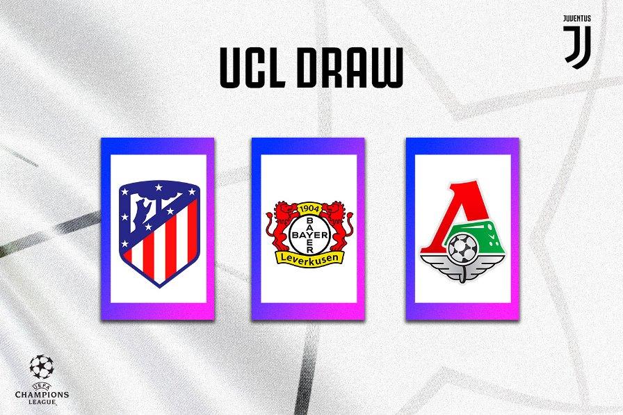 In Champions Atletico, Lokomotiv e Bayer